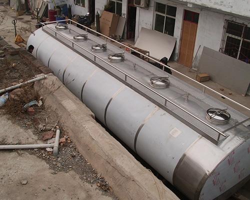 25吨6仓运输罐