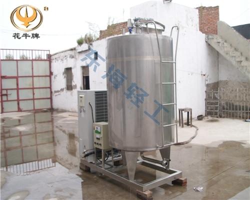 直冷式奶罐厂家带你了解直冷式奶罐的制冷方式及功能