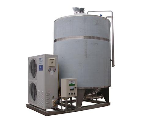 河南厂家为您讲述直冷式冷藏罐的组成结构特点