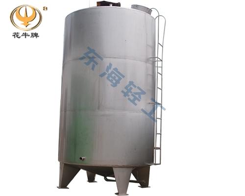 5吨立式直冷式冷冻罐