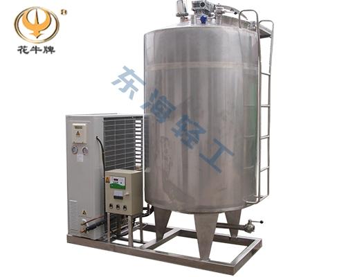 宁夏3吨立式直冷式冷藏罐