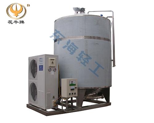 宁夏5吨立式直冷式冷藏罐