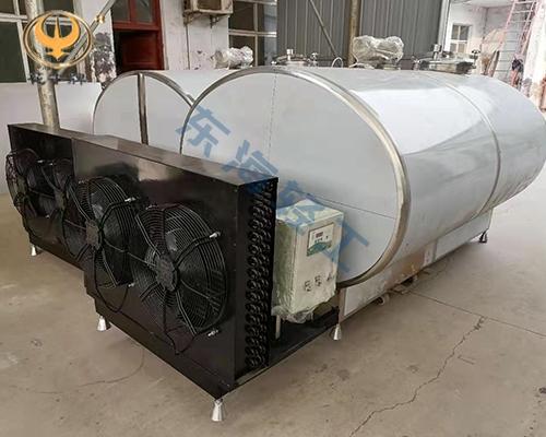 双风机制冷罐