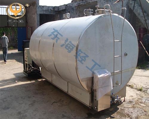 12吨制冷罐厂家