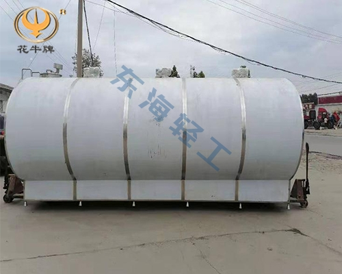 20吨制冷罐设备