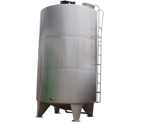 不锈钢单层储水罐